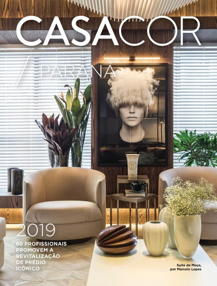 Capa da Revista CASACOR